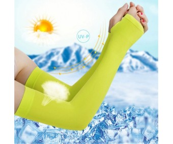 Summer Cooling Sun Protection Sleeves