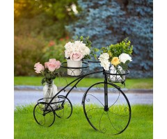 Tri Cycle Plant Holder
